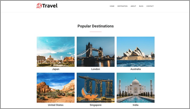 creating-a-travel-website