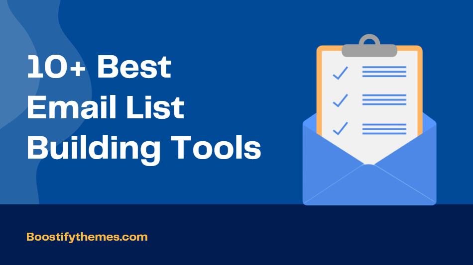 email-list-building-tools